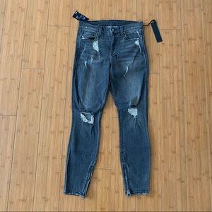 Ksubi medium high rise jeans